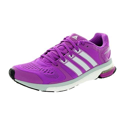 25c8868c4b09 adidas Adistar Boost ESM Women Round Toe Synthetic Gray Running Shoe