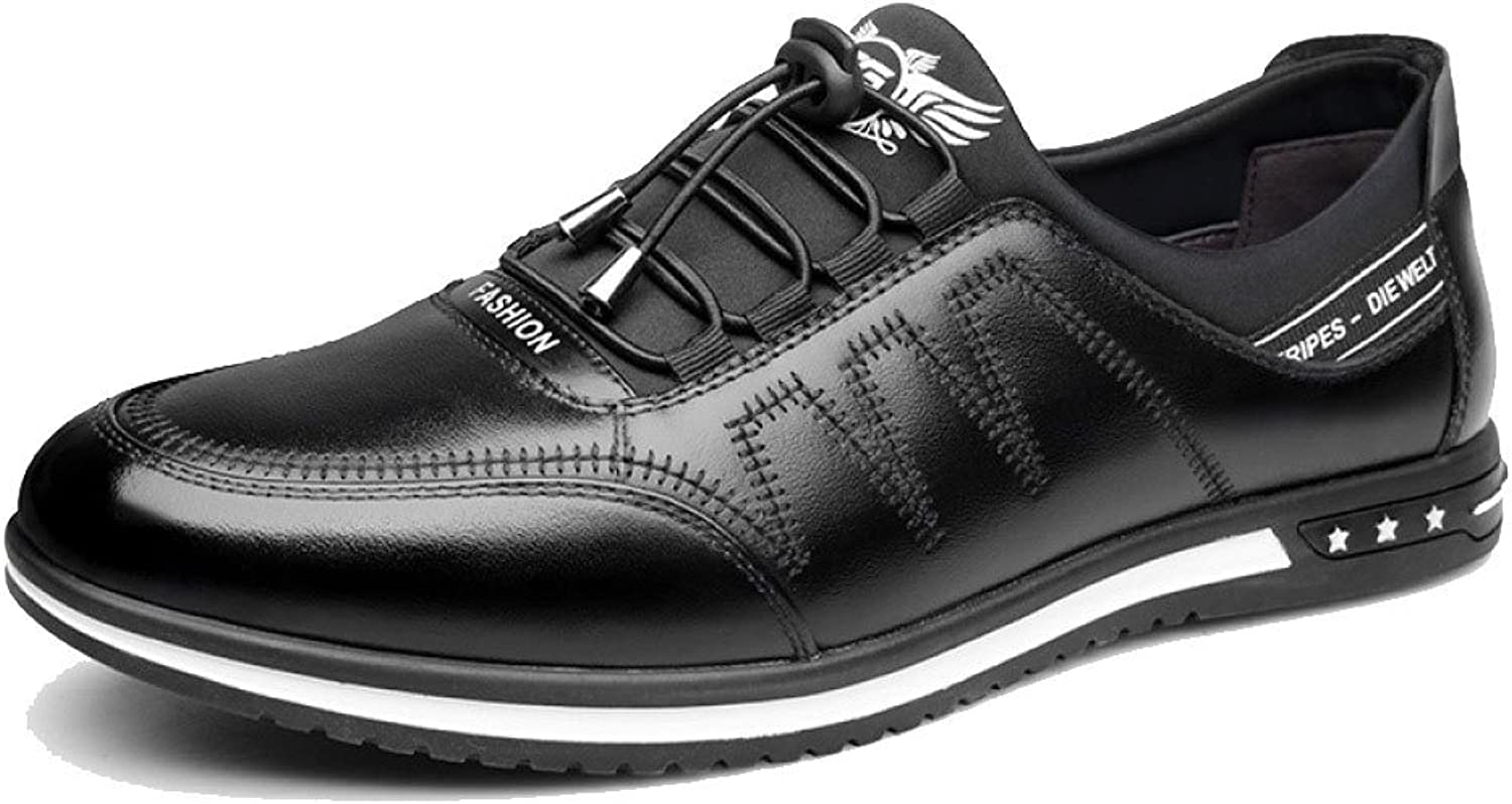 Men's Leather shoes Casual shoes Fashion Youth Men's shoes