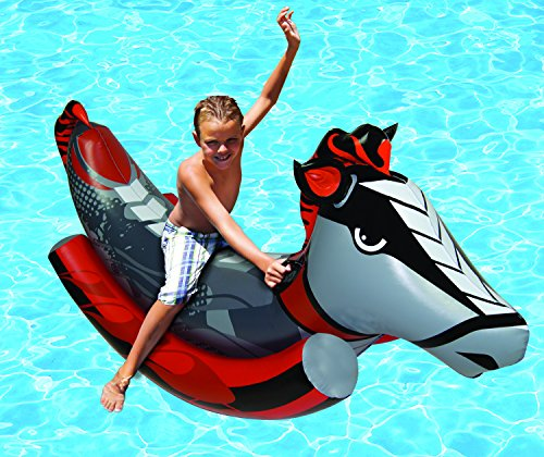 Poolmaster Swimming Pool Rockin' Horse Float Toy, Multicolored