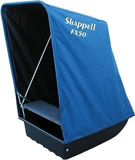 Shappell FX50 Windbreak Ice Fishing Shelter