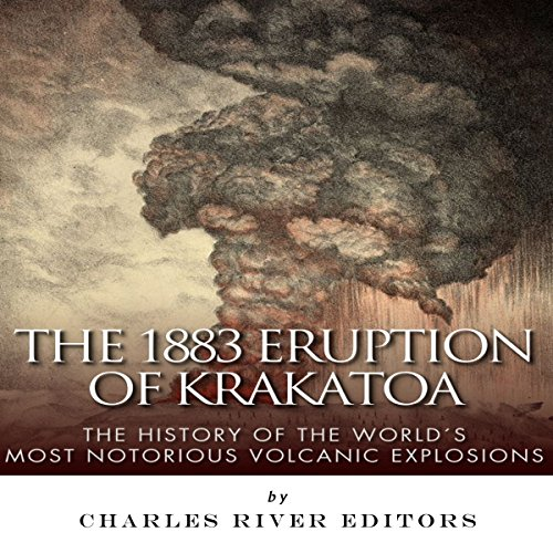 The 1883 Eruption of Krakatoa audiobook cover art