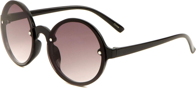 Kids Crystal Round Sunglasses
