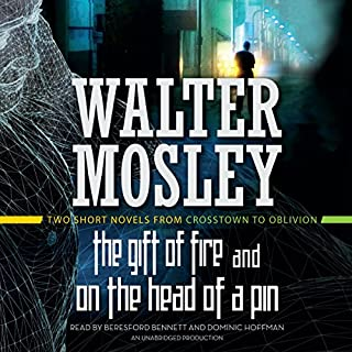 The Gift of Fire & On the Head of a Pin cover art