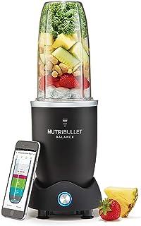 NUTRIULLET Balance 1200 W - Batidora conectada - Tecnología Ciclónica patentada - Extractor de zumo - Almuerzo Healthy, pl...