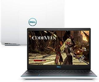 "Notebook gamer dell g3-3590-a60b 9ª geração intel core i7 8gb 512gb sSD placa vídeo nvi gtx 1660ti fHD 15.6"" windows 10"