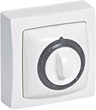 Legrand leg97606 Light Switch Switch Surface-Mounted White