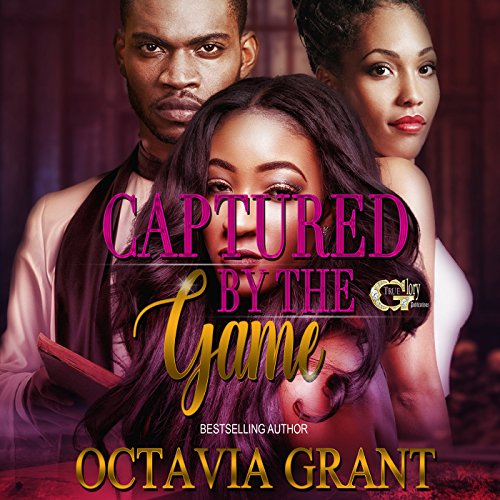Captured by the Game audiobook cover art