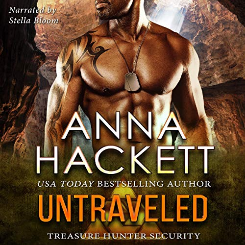 Untraveled     Treasure Hunter Security, Book 5              By:                                                                                                                                 Anna Hackett                               Narrated by:                                                                                                                                 Stella Bloom                      Length: 5 hrs and 5 mins     1 rating     Overall 5.0
