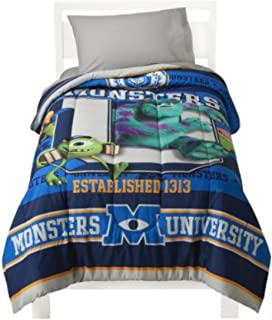 Disney Monsters University Comforter & Sheet Set - Twin