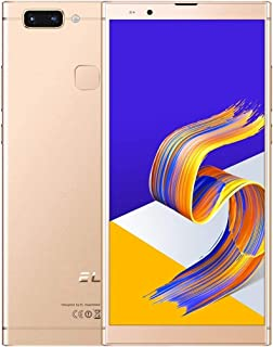 Mobile communication mobile phone Mobile phone KXD EL K20, 3GB + 32GB, dual rear camera, face and fingerprint recognition, 5.7-inch Android 8.1 MTK6750 eight core (clocked at 1.5GHz), network: 4G, dua