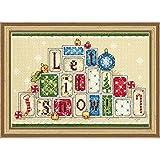 DIMENSIONS Cruz Stick Set, Let It Snow