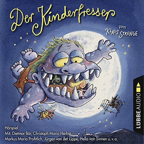 Der Kinderfresser cover art