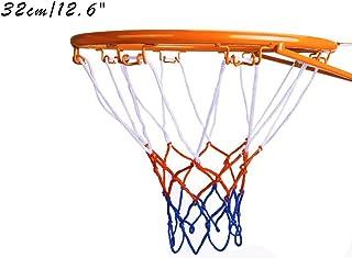 Kids Basketball Hoop, Dream Travel Basketball Rim Goal Wall Mounted Basketball Hoop Indoor Outdoor Hanging Basketball Hoop