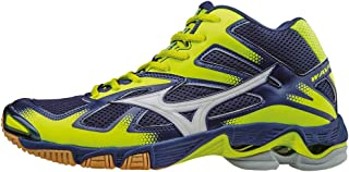Mizuno Men's Wave Bolt Mid Volleyball Shoes