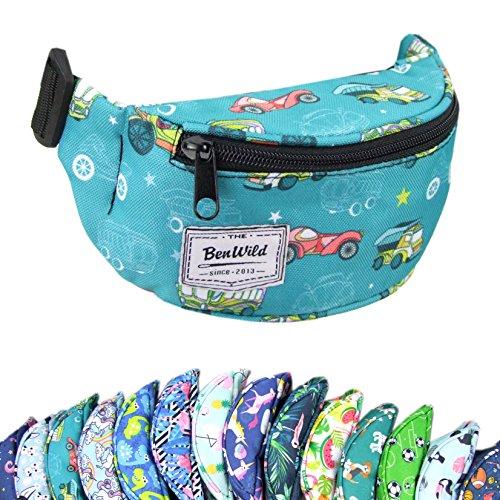 Rawstyle Bauchtasche, Hüfttasche für Kinder, vestellbarer Hüftgurt, (Modell 2)