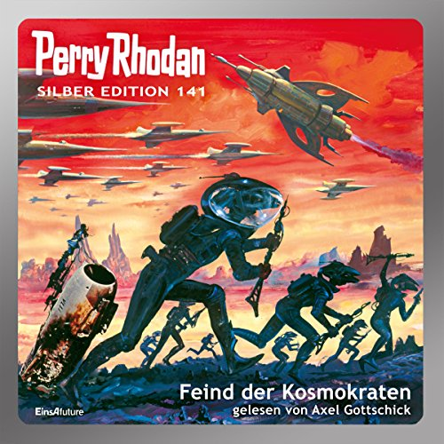 Feind der Kosmokraten audiobook cover art