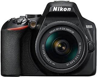 Nikon D3500 AF-P 18-55mm VR Lens DSLR Camera