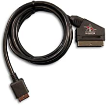 rgb scart cable for ps2