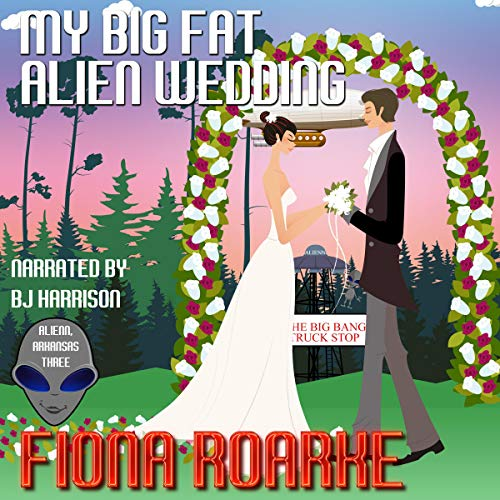 『My Big Fat Alien Wedding』のカバーアート