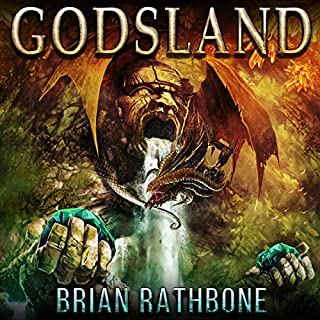 Godsland Epic Fantasy Bundle     Godsland Series, Books 1 Through 9              By:                                                                                                                                 Brian Rathbone                               Narrated by:                                                                                                                                 Chris Snelgrove                      Length: 77 hrs and 24 mins     28 ratings     Overall 3.6