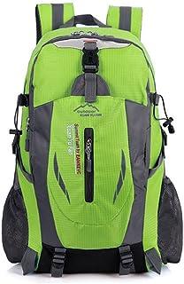 comprar comparacion Mochila de senderismo mochila 40L resistente al agua senderismo mochila montañismo mochila para viaje escalada ciclismo ru...
