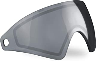 Virtue VIO Replacement Paintball Goggle Lens - Fits Ascend/Contour/Extend and XS Masks - Thermal Bright Mirror