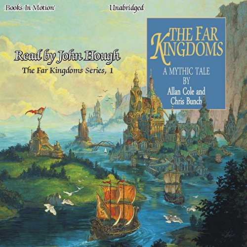 The Far Kingdoms audiobook cover art