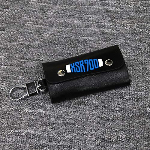 LIWENCUI- Motorradabzeichen Schlüsselanhänger Halter Kettensammlung Keychain for Yamaha MT01 MT125 XSR700 XSR900 (Color : 20)