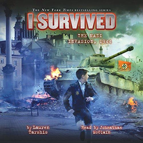 I Survived the Nazi Invasion, 1944: I Survived, Book 9