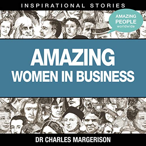 Amazing Women in Business cover art