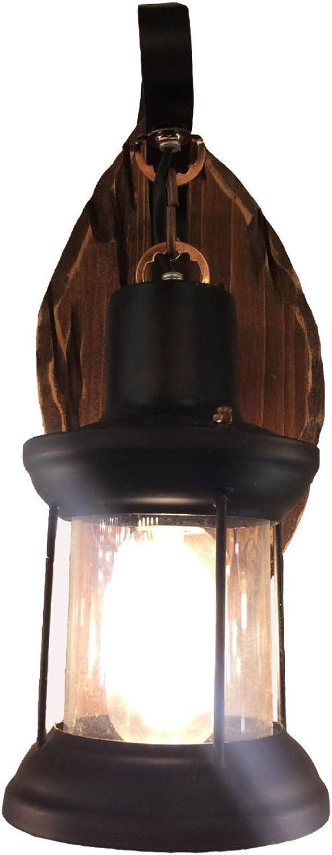 Wandleuchte,Retro nostalgische Schmiedeeisen Persnlichkeit kreativ Loft Net Gaman Kaffeebar Lichter Grohandel CLMB009A (DE99) Wand Lampe