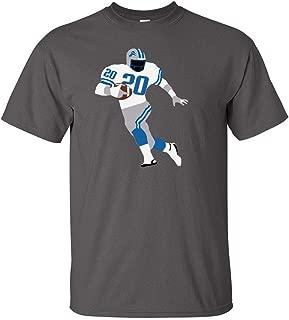 PROSPECT SHIRTS Grey Detroit Sanders Pic T-Shirt