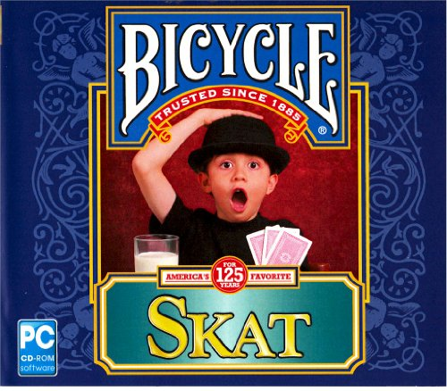 Encore BICYCLE CARDS - SKAT
