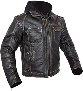 breathable leather motorcycle jackets