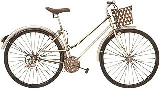 Deco 79 Rustic Metal Bicycle Wall Decor, 20