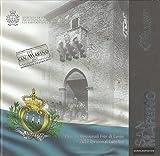 San Marino 2013 Stgl./unzirkuliert oficial Kursmünzensatz 2013 Euro--Copias (monedas para los coleccionistas)