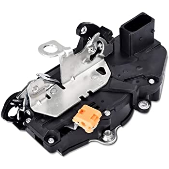 Amazon Com Ensun 15785128 Door Latch Lock Actuator Assembly Rear Left Driver Side For Chevy Gmc Cadillac 931 108 Automotive