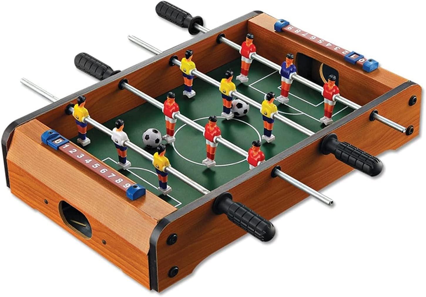 XYCSM 51 * 31 * 7Cm Máquina de Fútbol Creativa Máquina de Fútbol de Escritorio Juguete de Fútbol Padre-Niño Interior de Juguete Interactivo Tablero de Entretenimiento Interior Juego