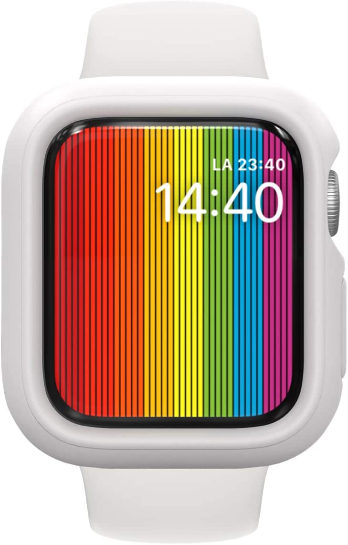 Funda Rhinoshield Apple Watch Serie 1/2/3 Blanca 38 Mm