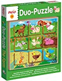 Lisciani 49943 – Duo Puzzle The Farm