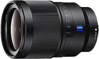 Sony SEL35F14Z - Objetivo gran angular de montura tipo E (distancia focal fija 35 mm apertura f/1.4 diámetro filtro: 72mm fotograma completo de 35 mm) negro