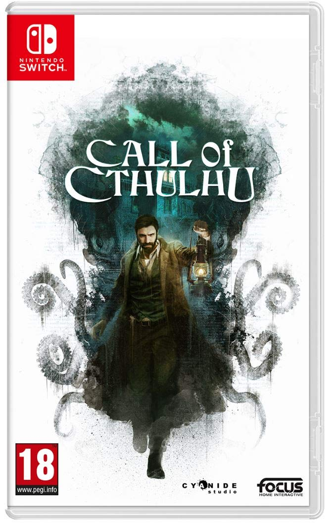 Call of Cthulhu - Nintendo Switch: Amazon.es: Videojuegos