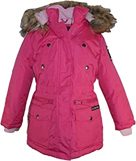 Girls' Outerwear Jacket (More Styles Available)