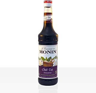 Monin Chai Tea Syrup 70cl