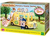 SYLVANIAN FAMILIES Nursery Double Decker Bus, 5275, Multicolore, Norme