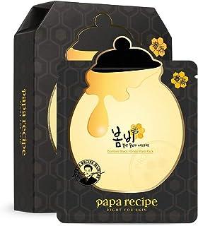 Papa recipe Bombee Black Honey Mask Pack (25g × 10ea)/パパレシピ ボムビー ブラックハニー マスクパック (25g × 10枚)