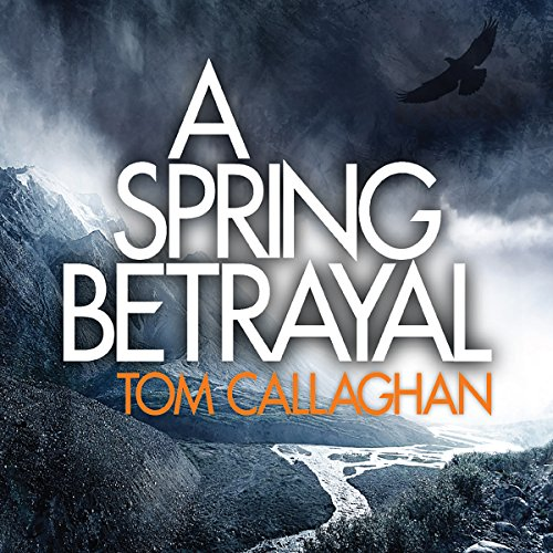 A Spring Betrayal audiobook cover art