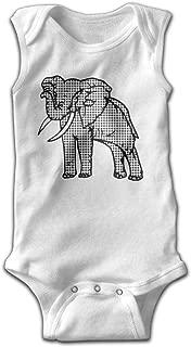 xcvgcxcvasda /Ärmelloser Strampler f/ür Babys Toddler Bodysuit 1 Year Old Infant Onesie Jumpsuit Cotton Comfortable Cute Pattern