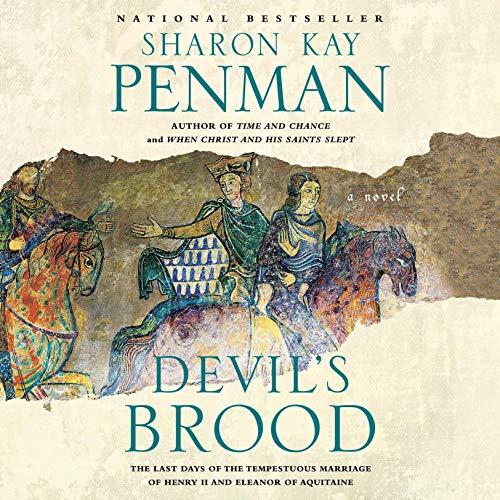 Devil's Brood audiobook cover art