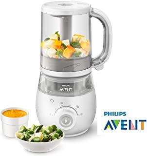 Philips Avent 4 in 1 COMBINED STEAMER AND BLENDER (SCF875/01)